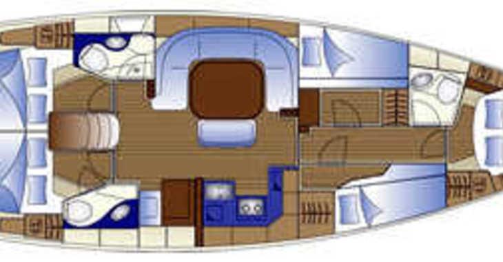 Alquilar velero Bavaria 49 en Marina Baotić, Seget Donji