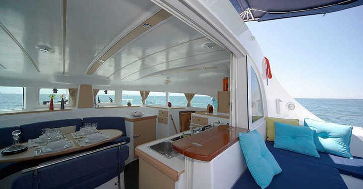 Alquilar catamarán Lagoon 380 en Zaton Marina, Zaton