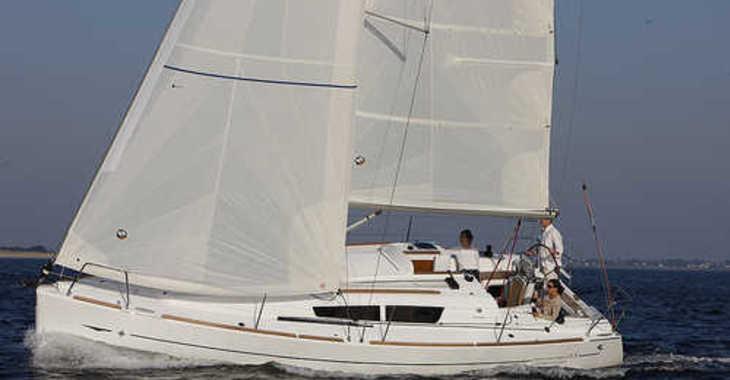 Alquilar velero Sun Odyssey 33i en Zaton Marina, Zaton