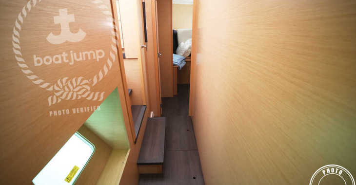 Alquilar catamarán Lagoon 400 S2 en Naviera Balear, Palma de mallorca
