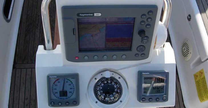 Alquilar velero Oceanis 37 en Club Nautic Costa Brava, Palamos