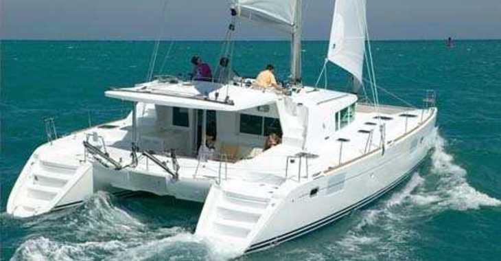 Alquilar catamarán Lagoon 440 en Port Purcell, Joma Marina, Road town