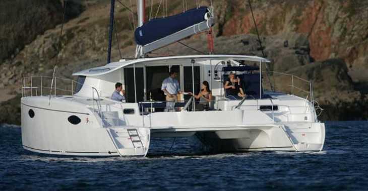 Alquilar catamarán Orana 44 en Marina Cienfuegos, Cienfuegos