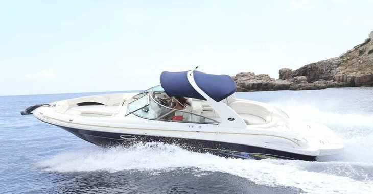 Alquilar barco a motor Sea Ray 295 Bow Rider en Marina Botafoch, Ibiza (ciudad)