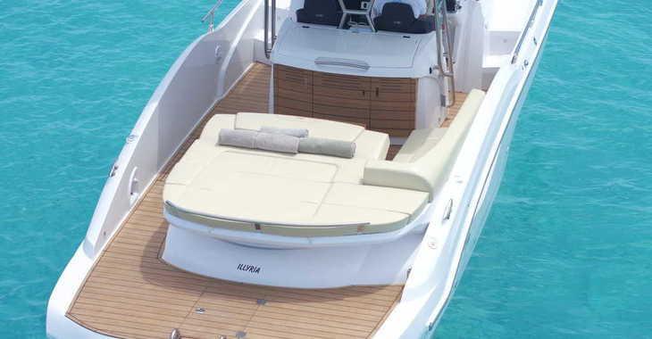 Alquilar yate Sessa Key Largo 34 en Marina Ibiza, Ibiza (ciudad)
