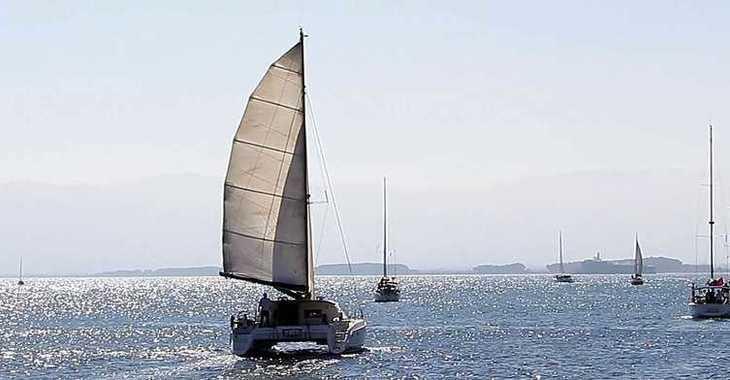 Alquilar catamarán Nautitech 395 Pro en Puerto de Málaga, Málaga