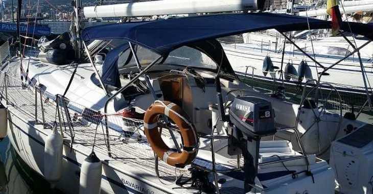Alquilar velero Bavaria 46 Cruiser en Marina el Portet de Denia, Denia