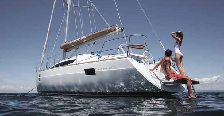 Alquilar velero Elan 45 Impression en Marina Kornati, Kornati-Biograd