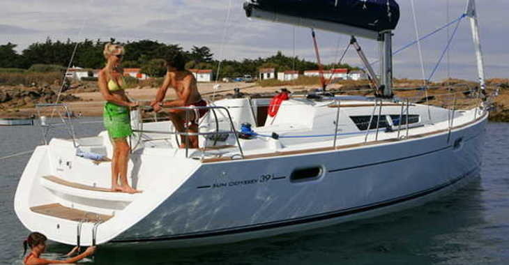 Alquilar velero Sun Odyssey 39i en Marina Sukosan (D-Marin Dalmacija), Sukosan